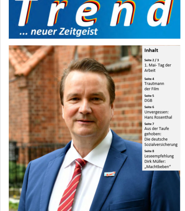 Trend-Magazin 1 (Mai 2019)