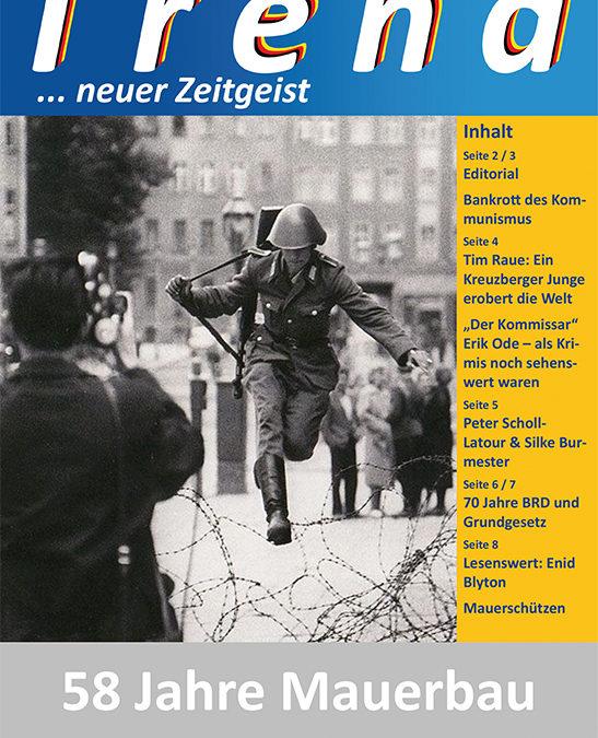 Trend-Magazin 4 (August 2019)