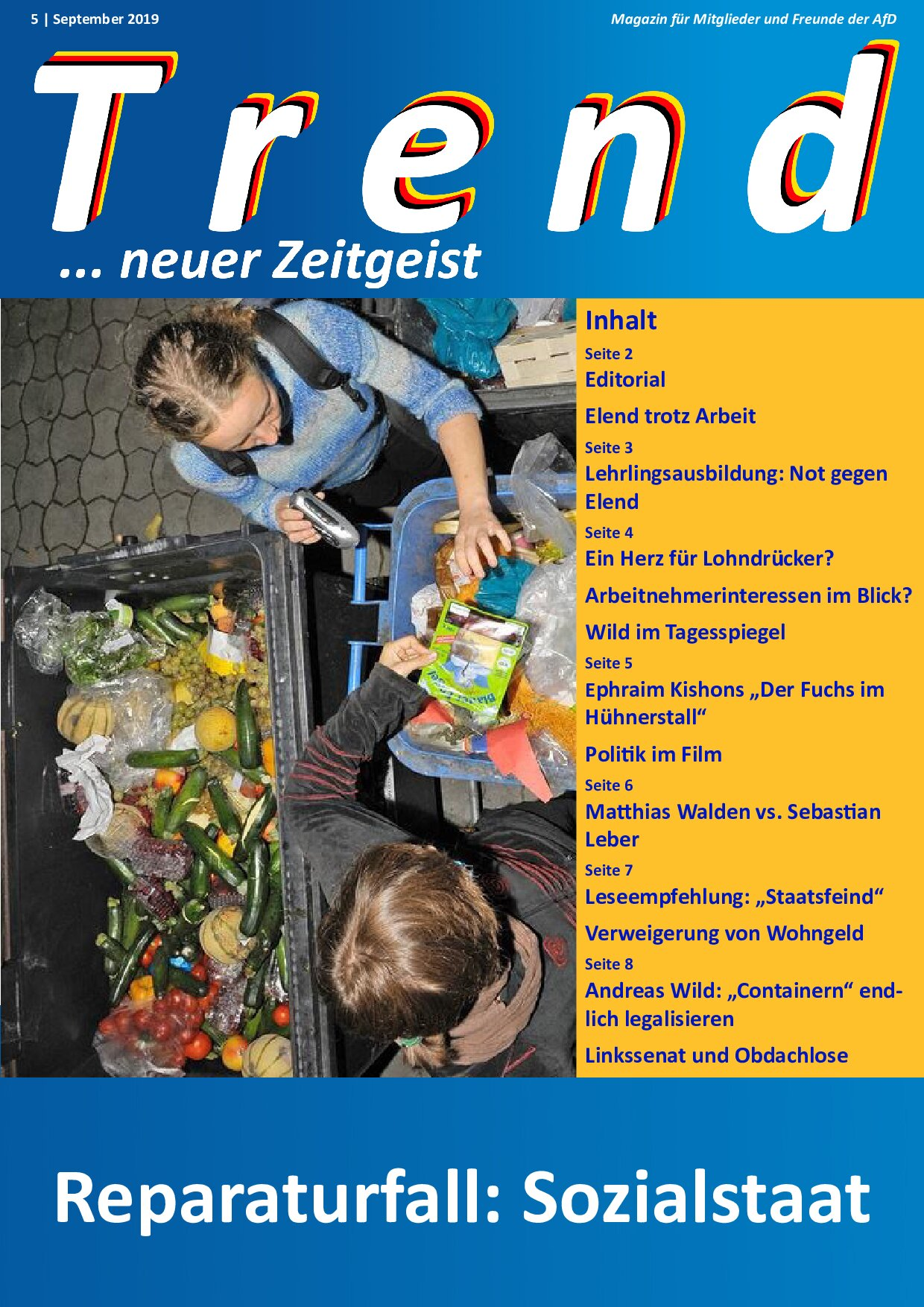 Trend-Magazin 5 (September 2019)