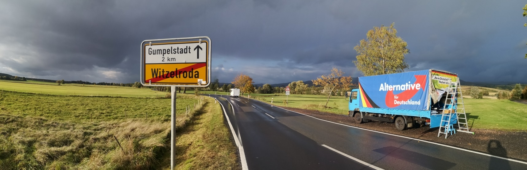 Wa(h)llfahrt nach Thüringen