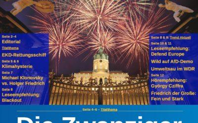 Trend-Magazin 9 (Jan+Feb 2020) – Die 20er: Jahrzehnt des konservativen Durchbruchs