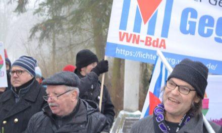 Finanzierung des VVN-BdA e. V.