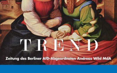TREND-Magazin Juli 2020 – die AfD und ihre Mitglieder