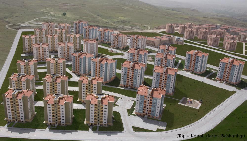 Von der Türkei lernen: Wohnungsbesitz für den kleinen Mann