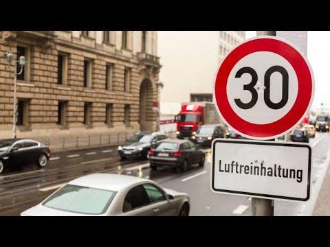 Plenarrede: 30er-Zonen auf Hauptverkehrsstraßen – geht's noch?