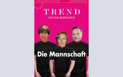 TREND Sonderausgabe AfD-Parteitag Berlin März 2021: Die Mannschaft