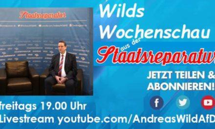 """Wilds Wochenschau 6: """"Neues aus der Diktatur"""""""