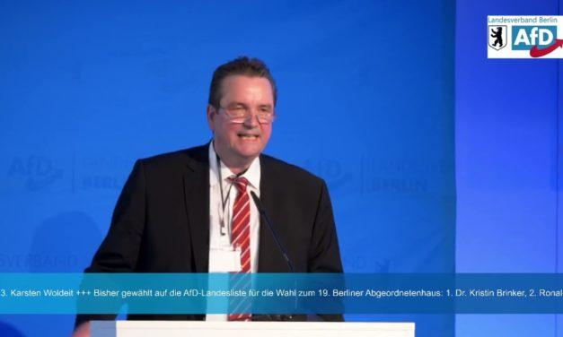 Andreas Wild – Rede Aufstellungsversammlung Berlin am 5. Juni 2021